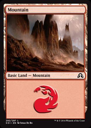 Mountain | Shadows over Innistrad