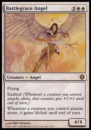 Battlegrace Angel | Shards of Alara
