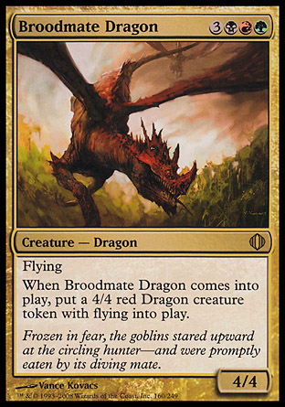 Broodmate Dragon | Shards of Alara