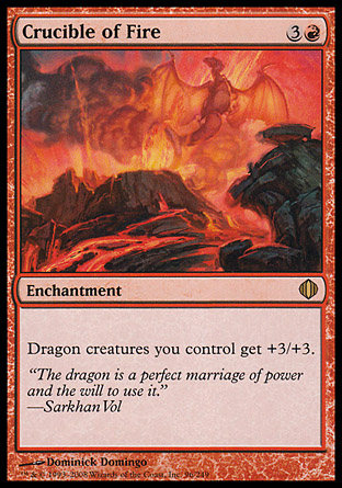 Crucible of Fire | Shards of Alara