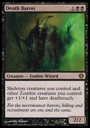 Death Baron | Shards of Alara