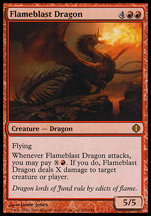 Flameblast Dragon | Shards of Alara
