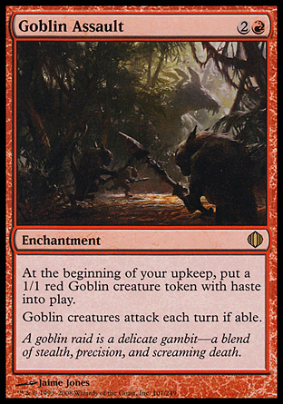 Goblin Assault | Shards of Alara