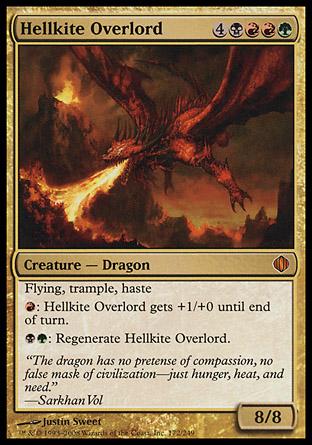 Hellkite Overlord | Shards of Alara
