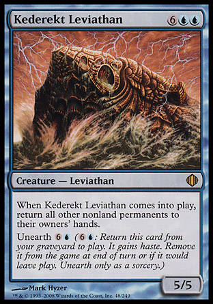 Kederekt Leviathan | Shards of Alara