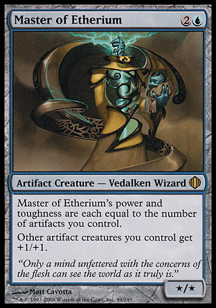 Master of Etherium | Shards of Alara