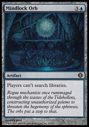 Mindlock Orb | Shards of Alara