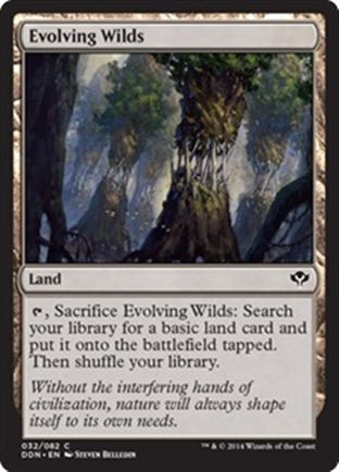 Evolving Wilds | Speed vs Cunning