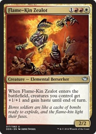 Flame-Kin Zealot | Speed vs Cunning