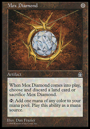 Mox Diamond | Stronghold