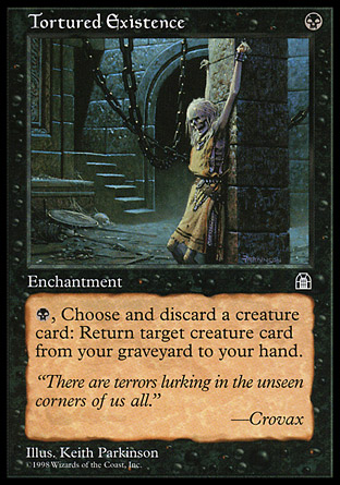 Tortured Existence | Stronghold