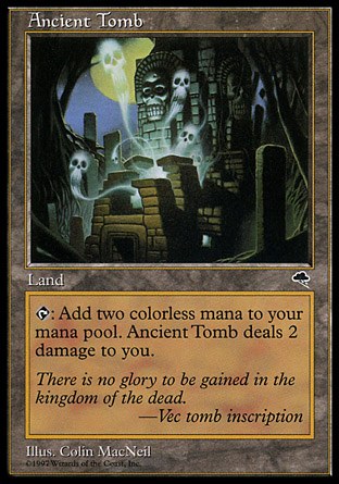 Ancient Tomb | Tempest