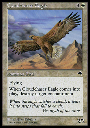 Cloudchaser Eagle | Tempest