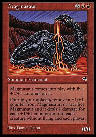 Magmasaur | Tempest