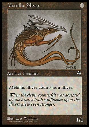 Metallic Sliver | Tempest