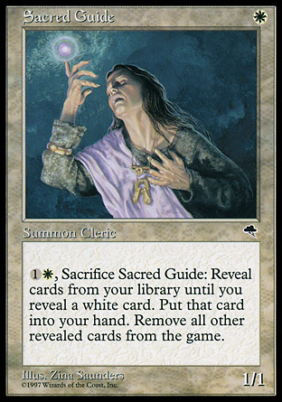 Sacred Guide | Tempest