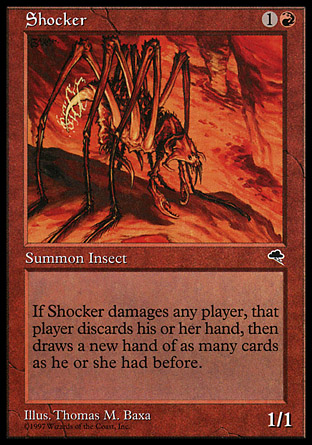 Shocker | Tempest