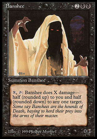 Banshee | The Dark