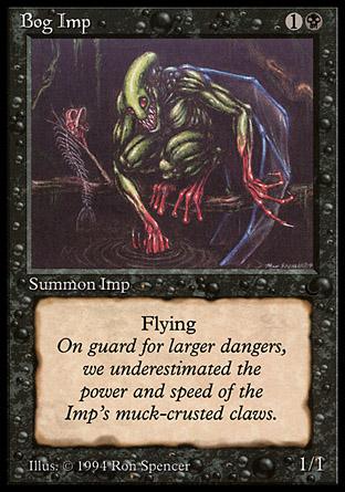 Bog Imp | The Dark