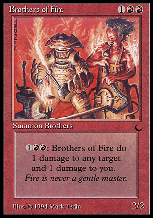 Brothers of Fire | The Dark