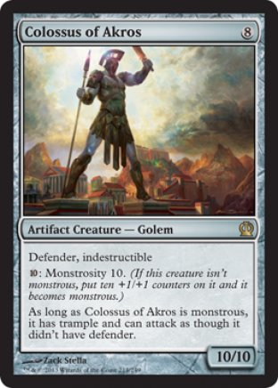 Colossus of Akros | Theros