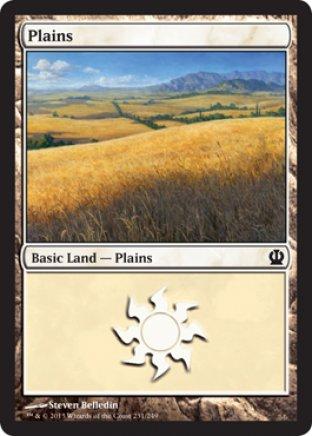 Plains | Theros
