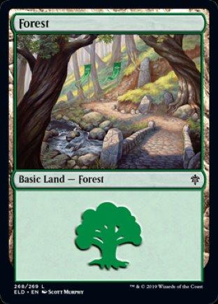 Forest | Throne of Eldraine