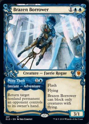 Brazen Borrower | Throne of Eldraine