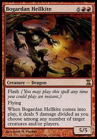 Bogardan Hellkite | Time Spiral