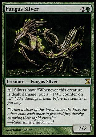 Fungus Sliver | Time Spiral