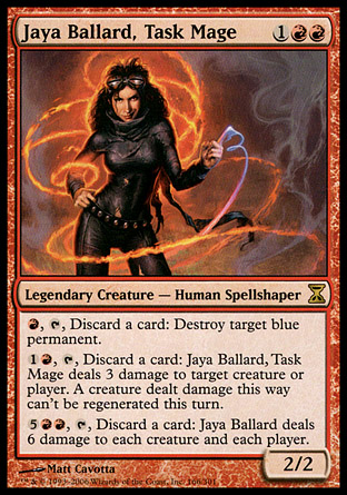 Jaya Ballard, Task Mage | Time Spiral