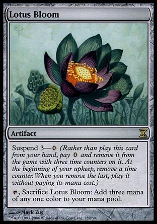 Lotus Bloom | Time Spiral
