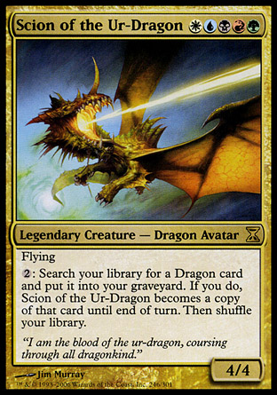 Scion of the Ur-Dragon | Time Spiral