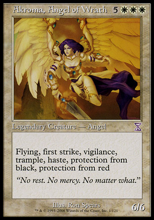 Akroma, Angel of Wrath | Time Spiral TS