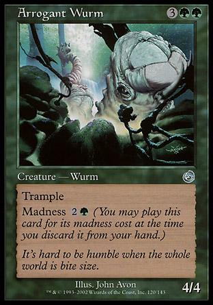 Arrogant Wurm | Torment