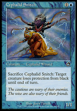 Cephalid Snitch | Torment