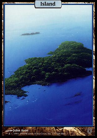Island | Unhinged