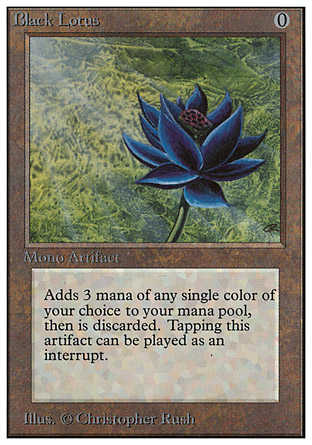 Black Lotus | Unlimited