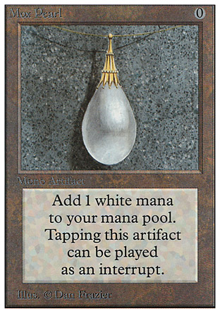 Mox Pearl | Unlimited