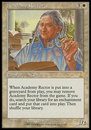 Academy Rector | Urzas Destiny