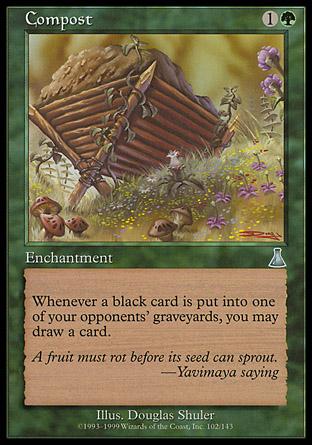 Compost | Urzas Destiny