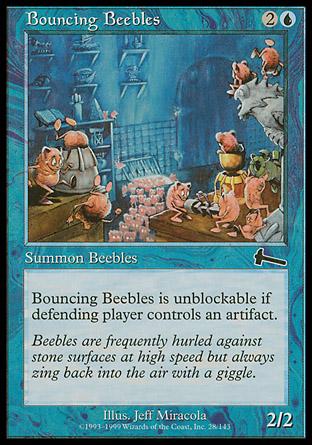 Bouncing Beebles   Urzas Legacy