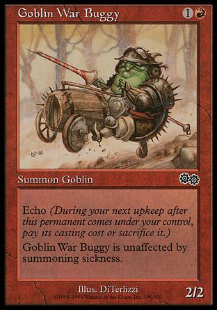 Goblin War Buggy | Urzas Saga