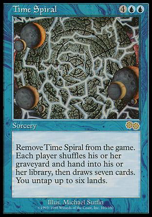Time Spiral | Urzas Saga