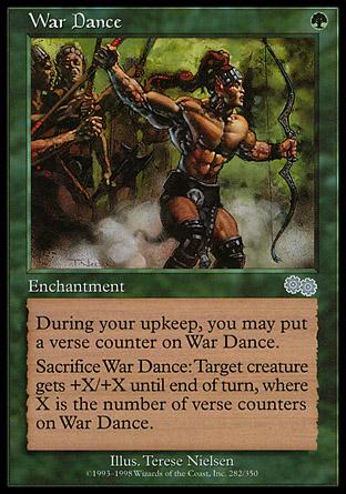 War Dance | Urzas Saga
