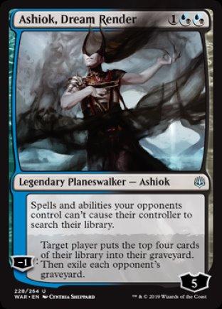 Ashiok, Dream Render | War of the Spark