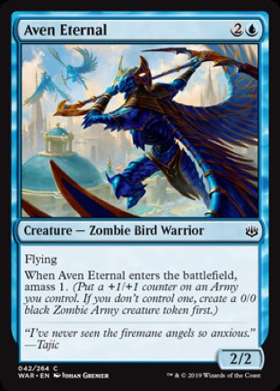 Aven Eternal | War of the Spark