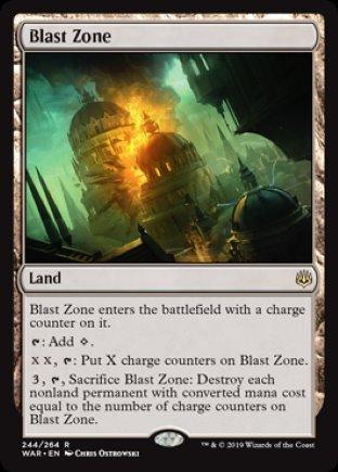 Blast Zone | War of the Spark