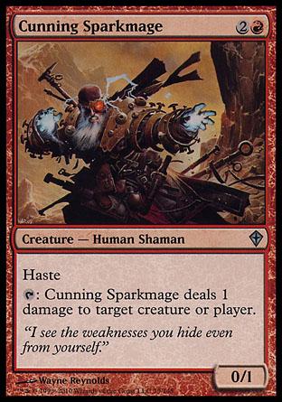 Cunning Sparkmage | Worldwake