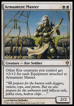 Armament Master | Zendikar